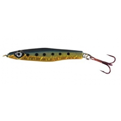 1513 Hiper Catch Fish Jig -Light Blue/Gold - 20 gr/5 cm