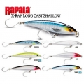 X-Rap Long Cast Shallow 12 cm
